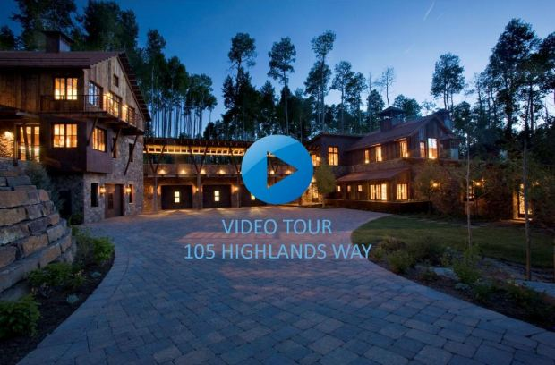 An exclusive tour of 105 Highlands Way guided by Sotheby's International Realty host Mark Thomas