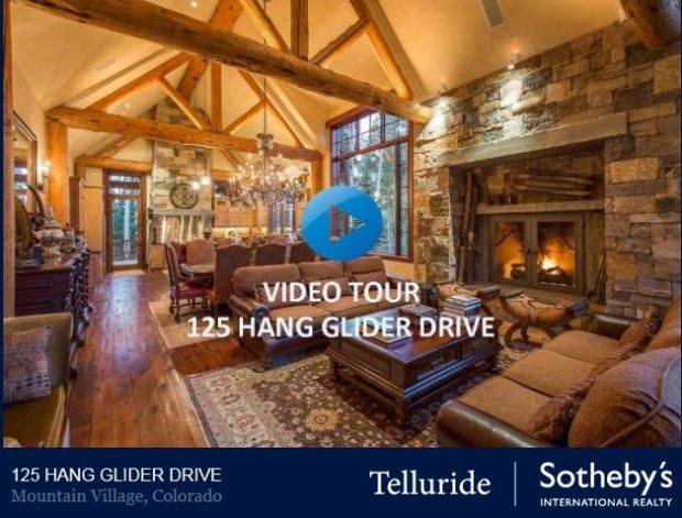 Telluride - 125 Hang Glider Dr. - Tour the Essence of Alpine Luxury
