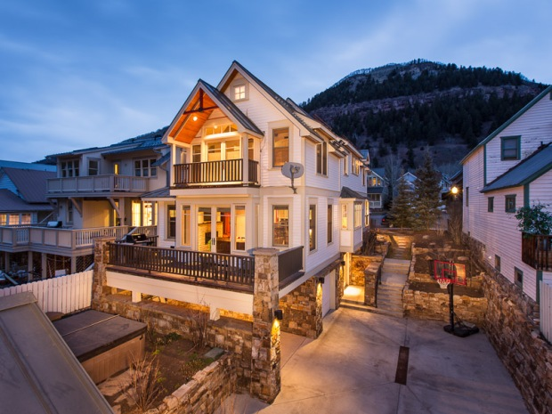 Extraordinary Property of the Week: 522 West Colorado Avenue, Telluride