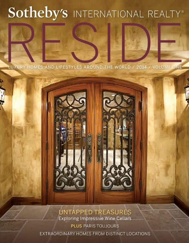 Explore Sotheby's International Realty's RESIDE Magazine - in digital form!