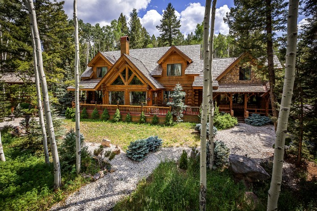 Adams Ranch Road property, Mountain Village, Telluride, Colorado.
