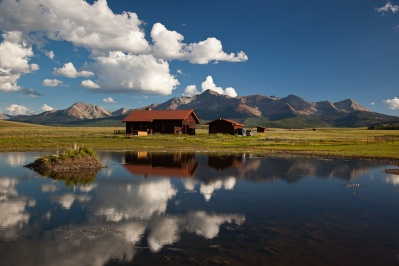 Berman Ranch, Telluride, Colorado.